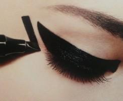 Pomaluj oczy mazakiem! Eyeliner Maybelline Master Graphic.