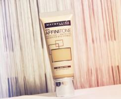 Nowy podkład Maybelline Affinitone.