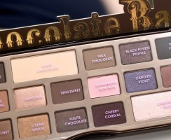 Czekoladowa paleta cieni Too Faced Chocolate Bar