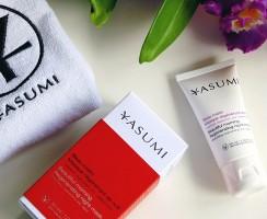 Yasumi, maska na noc z kwasem hialuronowym i argireliną